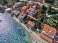 Obiekt Gršćica (Korčula) - Zakwaterowanie 132 - Apartamenty blisko morza.