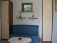 Jelsa, Bedroom 1 u smještaju tipa apartment, dopusteni kucni ljubimci i WIFI.