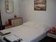 Jelsa, Bedroom 2 u smještaju tipa apartment, dopusteni kucni ljubimci i WIFI.