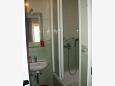 Jelsa, Bathroom u smještaju tipa studio-apartment, dopusteni kucni ljubimci i WIFI.