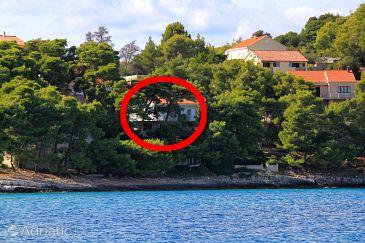Property Lumbarda (Korčula) - Accommodation 135 - Apartments near sea.