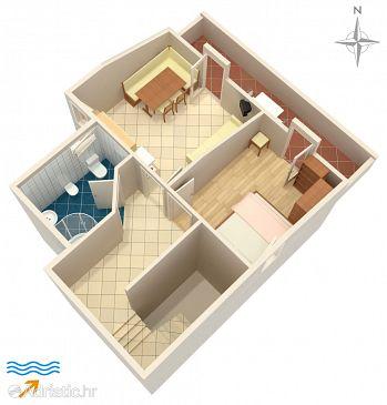 Apartment A-138-a - Apartments Korčula (Korčula) - 138