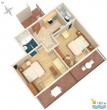 Apartment A-141-a - Apartments and Rooms Hvar (Hvar) - 141