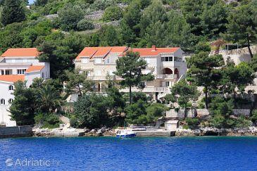 Property Račišće (Korčula) - Accommodation 151 - Apartments near sea.