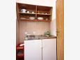 Kitchen - Studio flat AS-154-a - Apartments Žrnovska Banja (Korčula) - 154