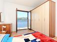 Bedroom 1 - Apartment A-174-e - Apartments Tri Žala (Korčula) - 174