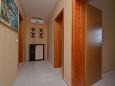 Prižba, Hallway u smještaju tipa apartment, dostupna klima, dopusteni kucni ljubimci i WIFI.
