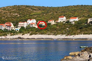 Property Zavalatica (Korčula) - Accommodation 188 - Apartments near sea with rocky beach.