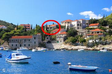 Property Prigradica (Korčula) - Accommodation 193 - Apartments with pebble beach.