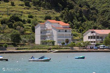 Supetarska Draga - Donja, Rab, Property 2001 - Apartments and Rooms blizu mora with sandy beach.