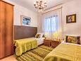 Bedroom 2 - Apartment A-2010-a - Apartments Rogoznica (Rogoznica) - 2010