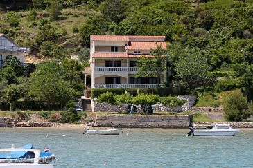 Property Supetarska Draga - Donja (Rab) - Accommodation 2018 - Apartments near sea with sandy beach.