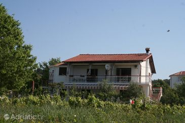 Property Caska (Pag) - Accommodation 202 - Apartments near sea with pebble beach.