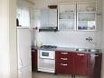 Kitchen - Apartment A-2037-b - Apartments Seget Vranjica (Trogir) - 2037