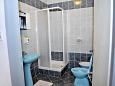 Bathroom - Apartment A-206-a - Apartments and Rooms Metajna (Pag) - 206