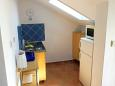 Kitchen - Studio flat AS-2061-a - Apartments Zavala (Hvar) - 2061