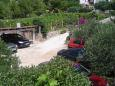 Parking lot Zavala (Hvar) - Accommodation 2061 - Apartments near sea.