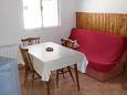 Jelsa, Dining room u smještaju tipa apartment, dostupna klima i WIFI.