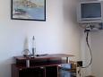 Uvala Pokrivenik, Living room u smještaju tipa apartment, dopusteni kucni ljubimci.