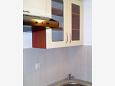Kitchen - Studio flat AS-2073-d - Apartments Uvala Pokrivenik (Hvar) - 2073