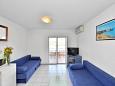 Living room - Apartment A-2074-e - Apartments Basina (Hvar) - 2074