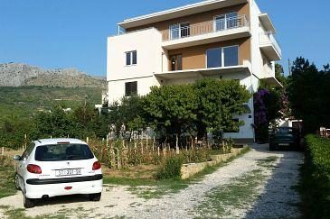 Podstrana, Split, Property 2087 - Apartments blizu mora with pebble beach.