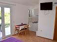 Dining room - Studio flat AS-2098-a - Apartments Okrug Gornji (Čiovo) - 2098