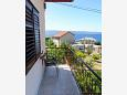 Balcony - Room S-2099-b - Apartments and Rooms Sumpetar (Omiš) - 2099