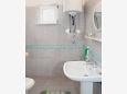 Bathroom - Studio flat AS-2104-a - Apartments Rastići (Čiovo) - 2104
