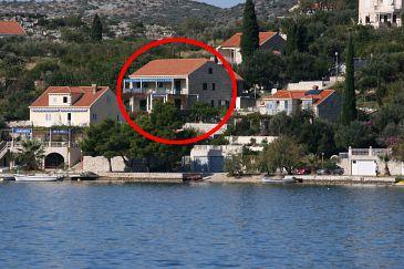 Property Slano (Dubrovnik) - Accommodation 2113 - Apartments near sea with pebble beach.