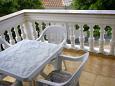 Terrace - Apartment A-212-d - Apartments Novalja (Pag) - 212