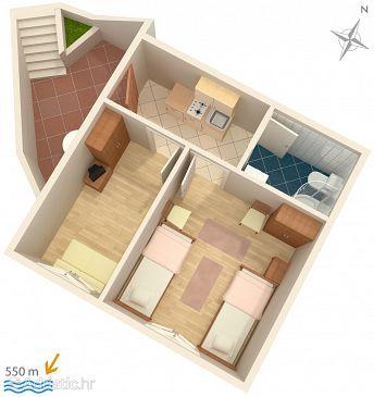 Apartment A-2121-a - Apartments Dubrovnik (Dubrovnik) - 2121