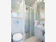 Zaton Mali, Bathroom u smještaju tipa room, dopusteni kucni ljubimci i WIFI.