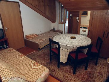 Cavtat, Dining room u smještaju tipa apartment, dostupna klima i WIFI.