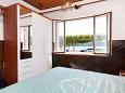 Bedroom - Studio flat AS-2137-d - Apartments and Rooms Molunat (Dubrovnik) - 2137