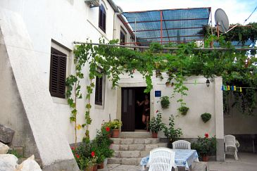 Property Slađenovići (Dubrovnik) - Accommodation 2163 - Vacation Rentals near sea with pebble beach.