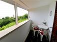 Balcony 1 - House K-2185 - Vacation Rentals Podaca (Makarska) - 2185