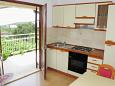 Uvala Ljubljeva, Kitchen u smještaju tipa apartment, dopusteni kucni ljubimci.