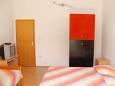 Uvala Ljubljeva, Bedroom 1 u smještaju tipa apartment, dopusteni kucni ljubimci.