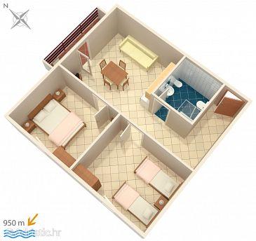 Apartment A-2201-c - Apartments Valbandon (Fažana) - 2201