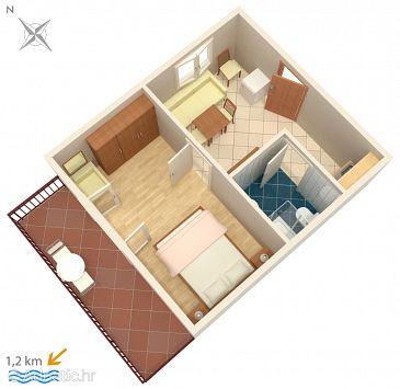 Apartment A-2217-b - Apartments Poreč (Poreč) - 2217