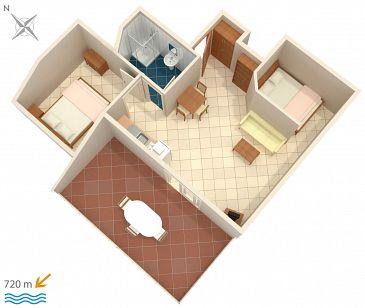 Apartment A-2243-a - Apartments Rovinj (Rovinj) - 2243