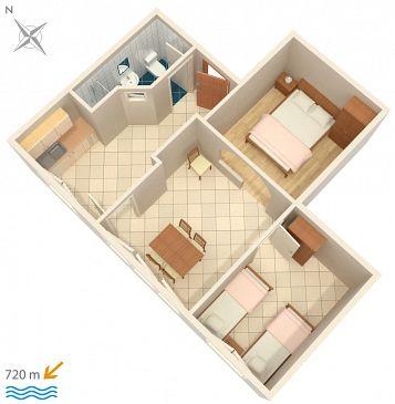 Apartament A-2243-e - Apartamenty Rovinj (Rovinj) - 2243