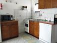 Premantura, Kitchen u smještaju tipa apartment, dopusteni kucni ljubimci i WIFI.