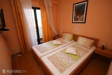 Kukci, Bedroom u smještaju tipa room, dostupna klima, dopusteni kucni ljubimci i WIFI.