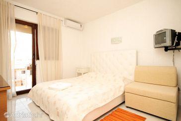 Fažana, Bedroom u smještaju tipa room, WIFI.