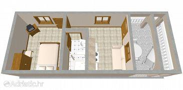 Apartment A-2316-b - Apartments Ičići (Opatija) - 2316
