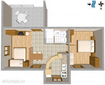 Apartment A-2319-a - Apartments Oprič (Opatija) - 2319