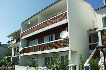 Property Rabac (Labin) - Accommodation 2323 - Apartments with pebble beach.