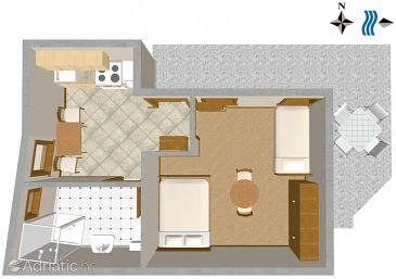 Apartment A-2345-b - Apartments Ika (Opatija) - 2345